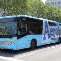 Aerobus vliegveld service Barcelona