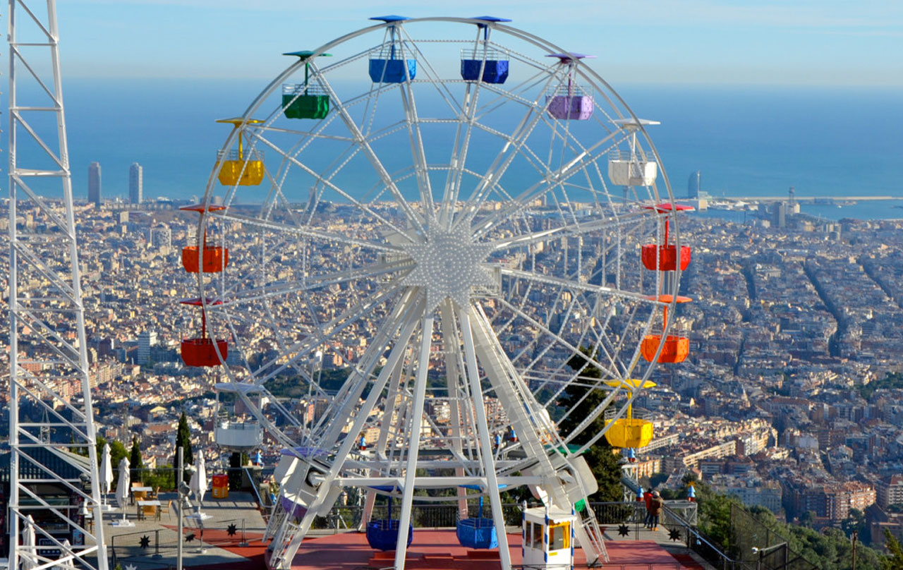 Met de kinderen op vakantie naar Barcelona. Wat kan je doen?